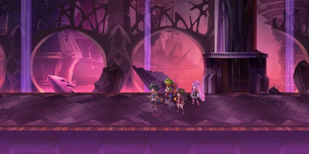 Another Eden - обновление представляет новую главу в главной истории и персонажей