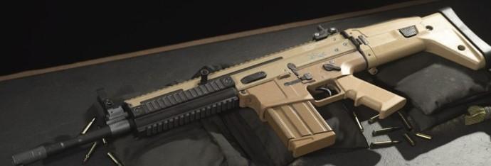 FN Scar 17