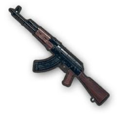 Штурмовые винтовки Pubg Mobile АКМ