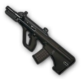 Штурмовые винтовки Pubg Mobile АУГ