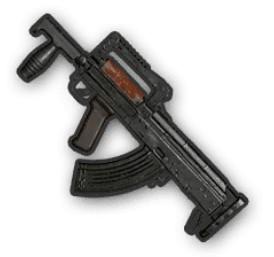 Штурмовые винтовки Pubg Mobile Гроза
