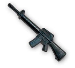 Штурмовые винтовки Pubg Mobile M164