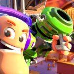 Worms Rumble - это весело, но это не червячки