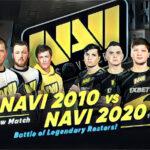 NaVi-2010 vs NaVi-2020: когда, какие карты, где смотреть, кто фаворит