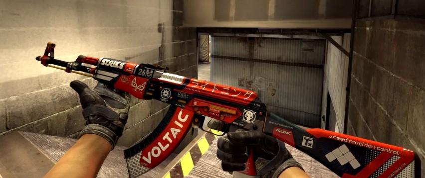 AK 47 Bloodsport