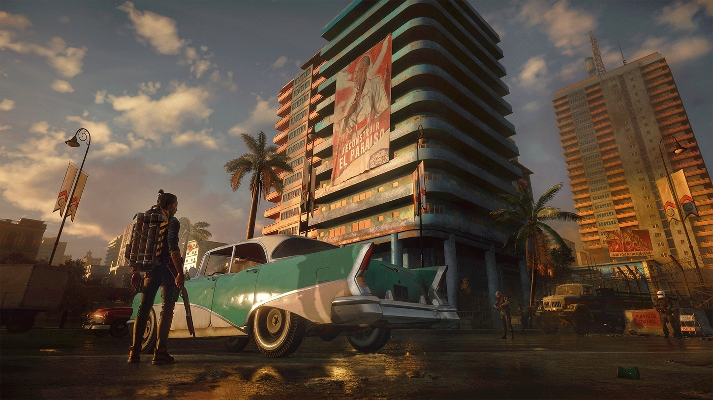 Far Cry 6: Мировая премьера