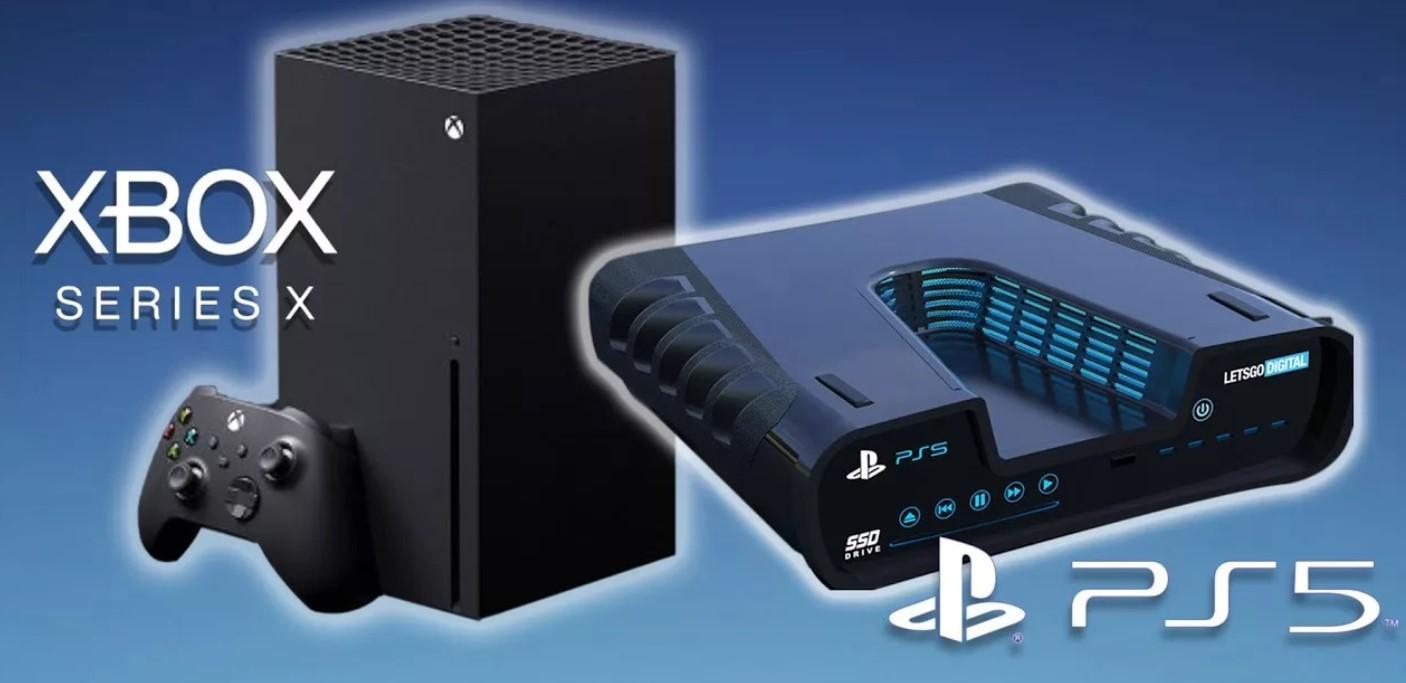 Xbox XsX PS 5