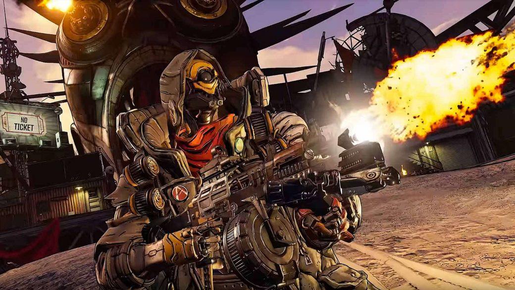 Обновление Borderlands 3 — Revenge of The Cartels