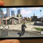 Как играть в Grand Theft Auto 5 на мобильных устройствах iOS и Android